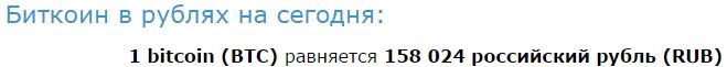 рыночная стоимость биткоина в рублях
